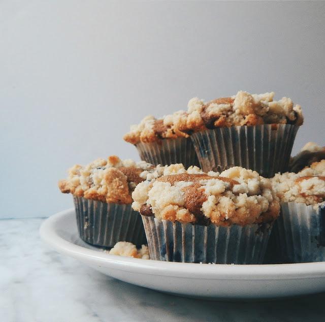 muffins-blueberries
